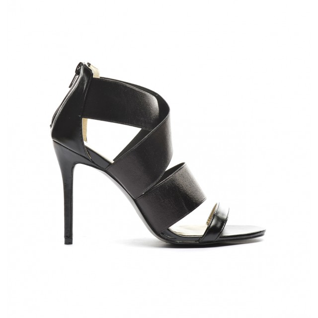 sandale negre moderne