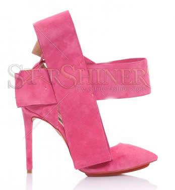 pantofi de dama eleganti din piele