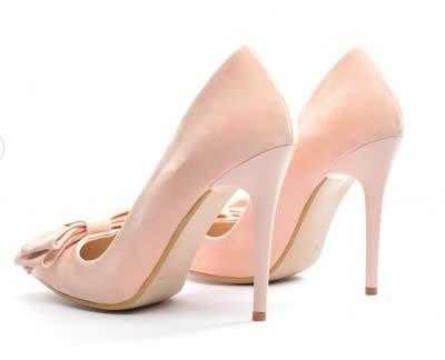 pantofi de dama eleganti roz