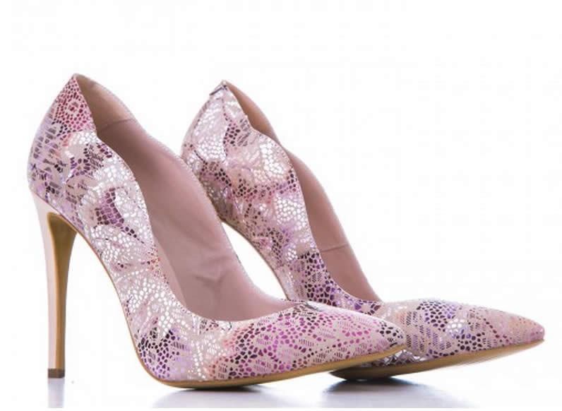 pantofi de dama piele eleganti
