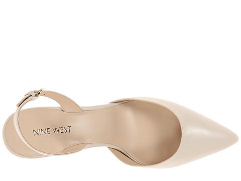 pantofi stiletto piele nine west
