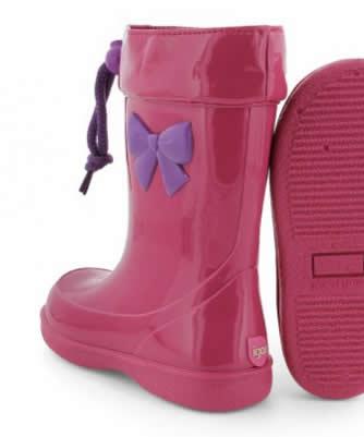 cizme din cauciuc impermeabile pentru copii fete